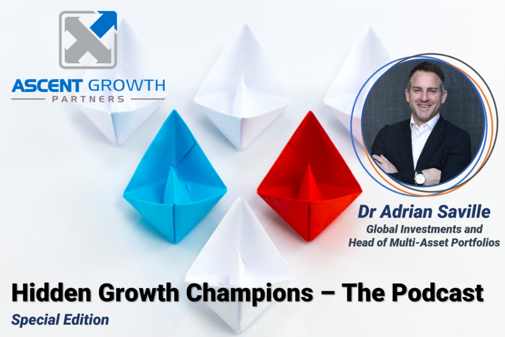 Hidden Growth Champions: In conversation with Adrian Saville